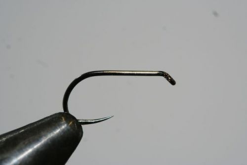 35050 Ultimate Dry Barbless Black Nickel Size 20